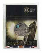 2009 Big Ben London Royal Mint Brilliant Uncirculated pack